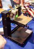 Máquina de impressão tridimensional Imagem de Stock Royalty Free