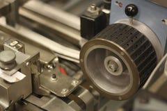 Máquina de la carpeta Imágenes de archivo libres de regalías