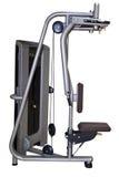 Máquina de la gimnasia para el entrenamiento de la fuerza Foto de archivo
