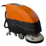 Máquina de la limpieza Imagen de archivo libre de regalías