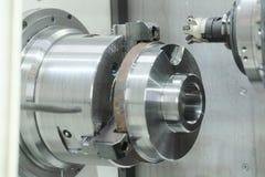 Máquina de la metalurgia foto de archivo libre de regalías