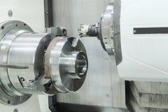 Máquina de la metalurgia imagen de archivo libre de regalías