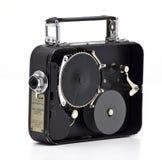 máquina de la película de 16 milímetros Foto de archivo libre de regalías