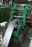 Máquina de la placa del hierro Fotos de archivo