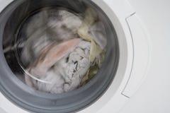 Máquina de lavar fotografia de stock royalty free