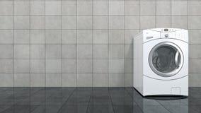 Máquina de lavar Fotos de Stock Royalty Free