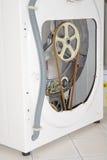 Máquina de lavar Fotos de Stock