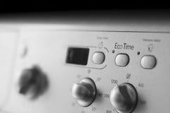 Máquina de lavar amigável de Eco Foto de Stock