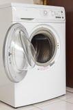 Máquina de lavar dianteira da carga Foto de Stock Royalty Free