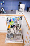 Máquina de lavar louça Imagens de Stock Royalty Free