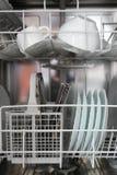 Máquina de lavar louça Fotografia de Stock