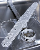 Máquina de lavar louça para dentro Imagem de Stock Royalty Free