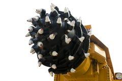 Máquina de mineração Imagem de Stock Royalty Free