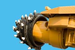 Máquina de mineração Foto de Stock