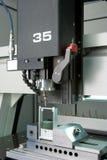 Máquina de molde da fábrica Fotografia de Stock Royalty Free