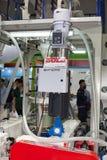 Máquina de molde do sopro Fotos de Stock