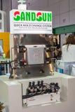 Máquina de mudança rápida do molde Foto de Stock