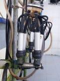 Máquina de ordenha Imagem de Stock Royalty Free