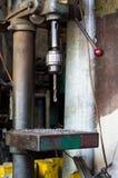 Máquina de perfuração Imagens de Stock