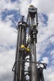 Máquina de perfuração Imagem de Stock Royalty Free