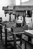 Máquina de perfuração Foto de Stock Royalty Free
