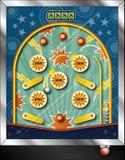 Máquina de Pinball Imagens de Stock