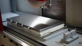 Máquina de proceso oscilante del metal de Rotatingly metrajes