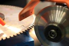 Máquina de pulir Imagenes de archivo