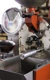Máquina de pulir del café Fotografía de archivo libre de regalías