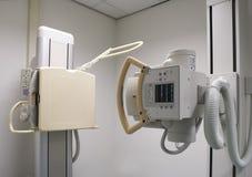 Máquina de radiografía Imagen de archivo libre de regalías