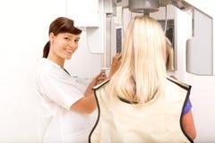 Máquina de raio X dental Fotos de Stock Royalty Free