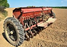 Máquina de semear Fotos de Stock Royalty Free