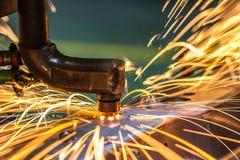 Máquina de soldadura do ponto Fotografia de Stock Royalty Free