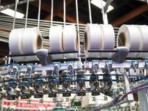 Máquina de tecelagem Imagem de Stock Royalty Free