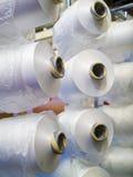 Máquina de tecelagem Imagens de Stock