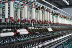 Máquina de tecelagem imagens de stock royalty free