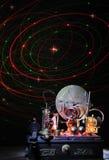 Máquina de tiempo Foto de archivo libre de regalías