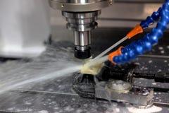 Máquina de trituração Foto de Stock Royalty Free