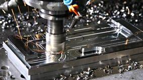 A máquina de trituração filme