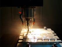 Máquina de trituração Imagem de Stock