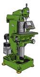 Máquina de trituração convencional Imagem de Stock
