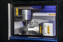 Máquina de trituração dental imagens de stock royalty free
