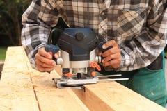 Máquina de trituração elétrica Fotos de Stock
