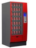 Máquina de Vending Fotografia de Stock Royalty Free