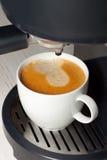 Máquina del café Foto de archivo