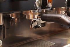 Máquina del café Imagen de archivo