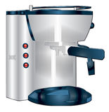 Máquina del café express Imagenes de archivo