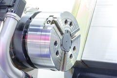 Máquina del CNC Imágenes de archivo libres de regalías