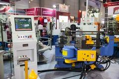 Máquina del CNC Fotografía de archivo libre de regalías