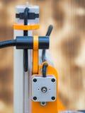 Máquina del CNC Foto de archivo libre de regalías